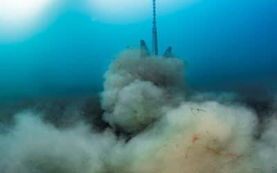 Impact du mouillage des grands navires en Méditerranée française