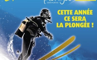 Gombessa 5 at the Paris international Dive Show and press release