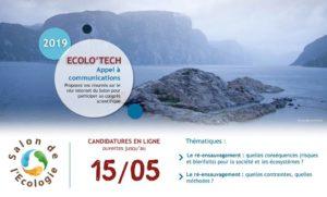 ecolotech-appel à communications