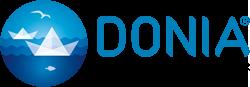 logo DONIA