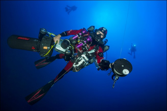Photo : Laurent Ballesta / Andromède océanologie